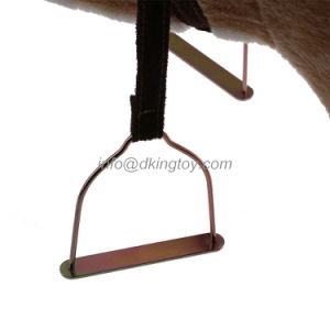 Children Playground Equipment Spring Rider Wooden Rocking Horse Toy pictures & photos