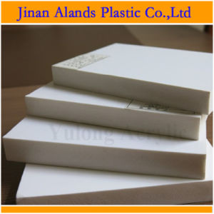 0.55 Density 4mm Thickness PVC Sheet PVC Board to Spain pictures & photos