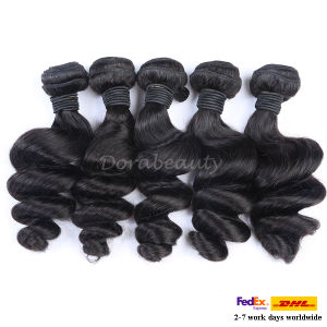 Wholesale Loose Wave Brazilian Human Hair pictures & photos