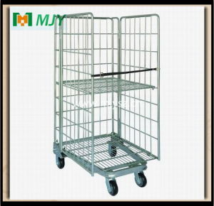 Logistic Roll Container Cart Mjy-RC02 pictures & photos