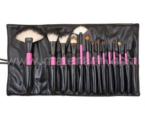 Wooden Handle 14PCS Professional Cosmetic Makeup Brush pictures & photos