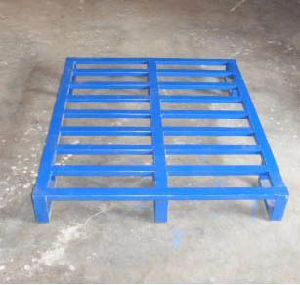 Warehouse Storage Steel Pallet with Load 1000 Kg pictures & photos