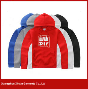 Best Quality Printed fashion Zipper up Sweatshirt (T04) pictures & photos