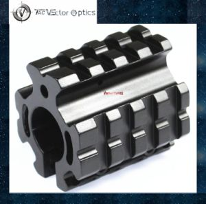 Ar 15 M4 M16 0.75′′ Low Profile Quad Picatinny Rails Gas Block Barrel Mount pictures & photos