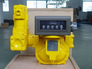 LC Positive Displacement Flow Meter/Fuel Dispenser Flow Meter/Diesel Gas Petroleum Flowmeter/Measuring Instrument pictures & photos