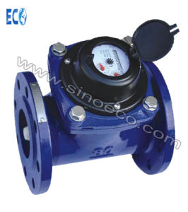 Removable Element Woltman Dry Dial Cold (hot) Water Meter- Wph -Lxlc 80-200 pictures & photos