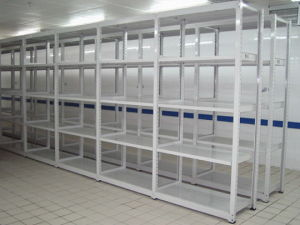 Adjustable Layer Metal Warehouse Rack