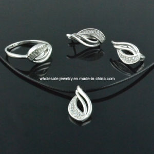 Sterling Silver Jewelry Sets Personalized Wedding Jewelry Sets