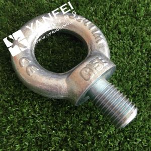 Galvanized DIN580 Lifting Eye Bolt pictures & photos