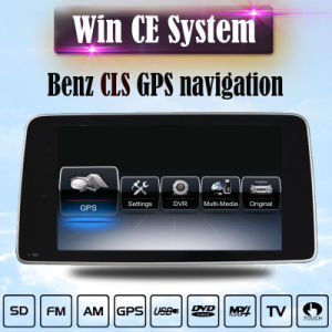 Hualingan Car DVD Player for Audio Mercedes Benz Cls DVD Player pictures & photos