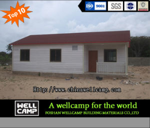 Wellcamp Modular Prefab Villa for Apartment pictures & photos