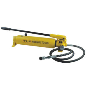 Big Oil Capacity Hydraulic Hand Pump (HHB-700A) pictures & photos