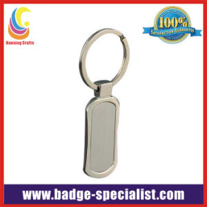 Custom Metal Keychain/Key Ring (HS-KC056)