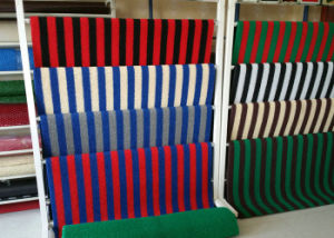 3.0-8.0kgs/Sqm Solid Backing PVC Coil Mat, PVC Coil Flooring, PVC Coil Rolls, PVC Coil Carpet pictures & photos