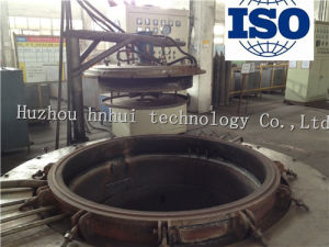 Customized Controlled Atmosphere Well Type Nitriding Furnace
