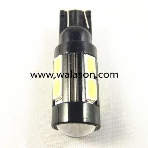 T10 LED 10 SMD 5630 5730 Chip Car LED Lens Indicator Wedge Dome Light Bulb Lamp