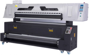 Sublimation Thermal Fabric Large Format Printer pictures & photos