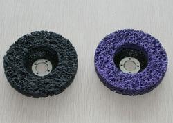 Nylon Abrasive Wheel with Fibreglass Backing