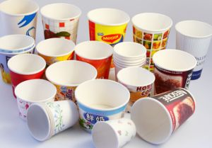 Price of The High Speed Coffee Paper Cup Machine pictures & photos