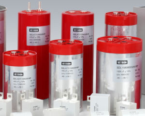 AC Filter Film Capacitor with CE RoHS