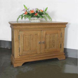 Corner TV Cabinet / Oak Furniture (OF-414) pictures & photos