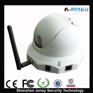 50 Meter IR HD Wireless WiFi Dome IP Camera pictures & photos