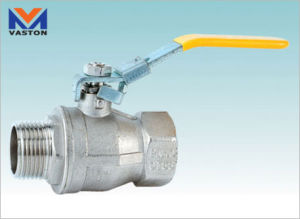 Brass Ball Valve Ce/ISO9001 Certificated pictures & photos