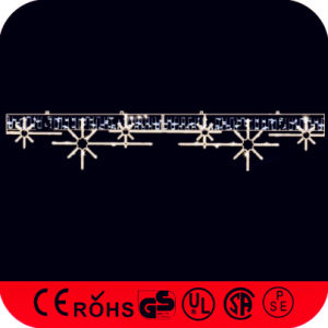 LED Motif Lighted for Christmas Street Decoration pictures & photos