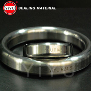 Soft Iron (D) Ring Type Joint Gasket pictures & photos