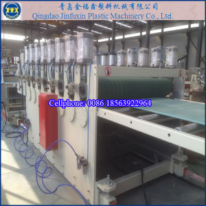 Plastic Skinning Foam Board Extruding Machine pictures & photos