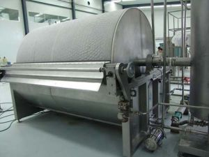 Best Quality of Rotary Drum Vacuum Filter pictures & photos
