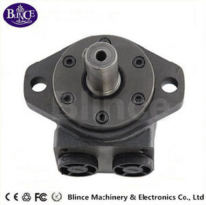 Blince Ok-125cc Orbit Hydraulic Oil Motor, Injection Moulding Machine Motor pictures & photos