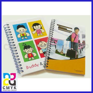 Wire O Printed Notebook pictures & photos