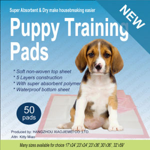 Pet PEE Pad Pet Training Pad Supplier Manufacturer pictures & photos