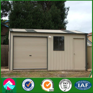 Portable Wall Panel Container Houses/ Office/ Coffee Shop/ Garage pictures & photos