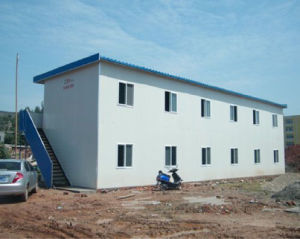 Temporary Prefabricated Building House Made in China pictures & photos