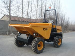 3t Small Front Min Dumper Price pictures & photos