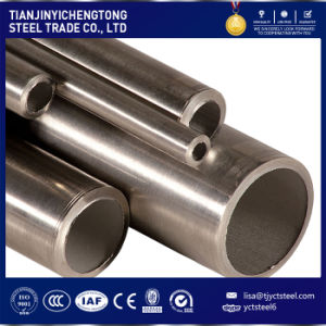 Stainless Seamless Pipe Seamless Steel Tube TP304 316 316L 321 904L pictures & photos