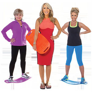 Simply Fit Board, Exercise Board, Fitness Step Board, Balance Trainer pictures & photos
