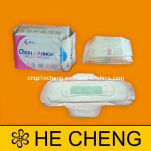 Day Use Anion Chip Sanitary Pads (Moon Care-245) pictures & photos