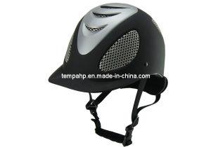 Equestrian Riding Helmet (RM E05 BLACK)