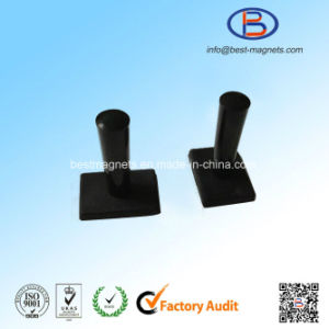 Rubber Coated/Covering Block Magnetic Pot/Gripper pictures & photos