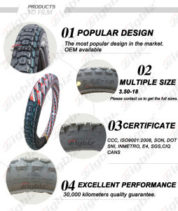 Best Electric Three Wheel (4.00-8) Motorcycle Tyre pictures & photos
