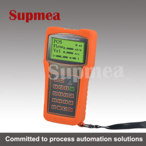 Wafer Type Ultrasonic Flowmeter Single Medium Portable Fixed Integration pictures & photos