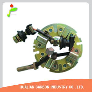 Carbon Brush Holder Assembly for Cg125 pictures & photos