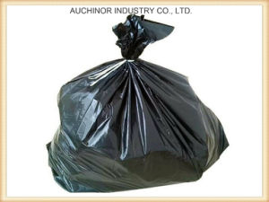 Interleaved Draw Tape Garbage Bag (GR01) pictures & photos