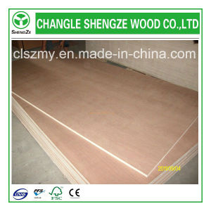 Hot Sale 3-25mm Commercial Plywood pictures & photos