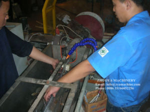 Soft PVC Steel Wire Enhanced Hose Making Machine for High Pressure Application pictures & photos