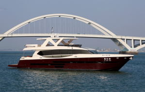 2014 Exhibition 95ft Luxury Yacht Ready for Sales pictures & photos