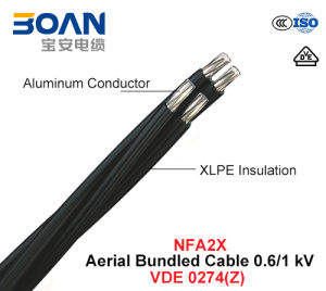 NFA2X, Aerial Bundled Cable (ABC) 0.6/1 Kv (VDE 0274) pictures & photos